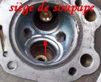 Le fonctionnement des soupapes for Chambre de combustion moteur diesel